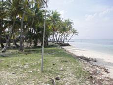 The abandoned island Hathifushi