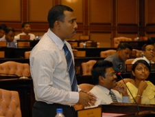 Mid-Henveiru MP Ali Azim