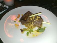 Kushiyaki beef cooked to perfection