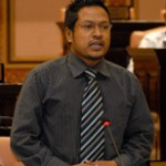 Lawyer suspended from court by Judge Abdulla Mohamed
