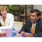 EU donates EUR 6.5 million to Maldives Climate Change Trust Fund