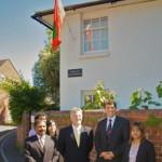 Maldives opens Consulate in Salisbury