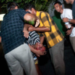MDP's 'national protest' leaves police and activists injured