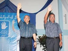 Gayoom and Thasmeen