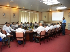 Crime-Prevention Committee Meeting