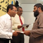 Ten flats awarded in first phase of Veshi Fahi Male' housing project