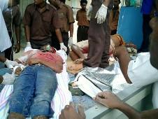 Maafushi Jail Shooting