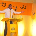 """""""We have not forgotten your 30 years"""": MDP to Gayoom"""