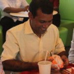 First international fast food chain opens in Maldives