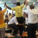 Protests erupt after Nasheed claims resignation was 'under duress', and calls for Dr Waheed to step down