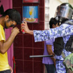 Elections Commission expresses concern over police attacks on peaceful protest gatherings