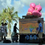 """The world needs more political leaders like President Nasheed"": 350.org"