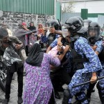"Police deny Amnesty International reports of ""excessive force"" against demonstrators"