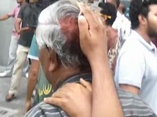 Brutality against MDP demonstrators