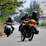 Motor racing comes to the Maldives: Piston Motor Racing Challenge 2013