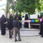 Maalhos islanders shut down school, health post in protest