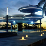 "Underwater ""sci-fi"" hotel proposed for Maldives"
