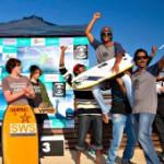 Maldivian bodyboarders shine in Australian competition