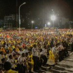 Development is our only objective, Nasheed addresses pre-election rally