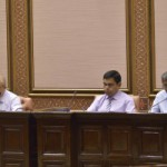 Budget of MVR16.4 billion for 2014 submitted to parliament