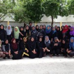 Teachers across Maldives take part in 'black protest'
