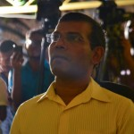 Government rejects ex-president as MDP representative in talks