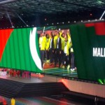 Maldives team take part in 20th Commonwealth Games