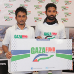 Over MVR300,000 donated to Gaza Fund in two days