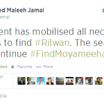 Friends and family of missing journalist seek to submit a petition to parliament
