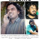 Journalist Ahmed Rilwan missing for one week