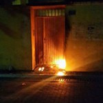 MDP office set on fire amid escalating tension