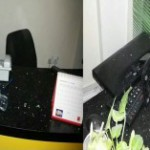 Maldivian Democratic Party office vandalised