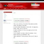 National bureau of classification's website hacked