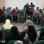 Family of Rilwan submit petition with 5000 signatures to People's Majlis