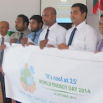 """""""It's cool at 25"""": environment ministry launches energy saving campaign"""