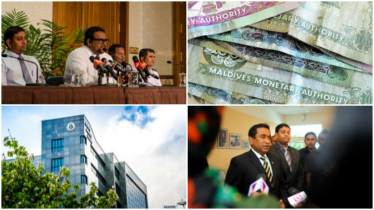 Maldivian economy grew by 8.5 percent in 2014, says MMA