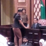 People's Majlis disrupted after disorder over water crisis
