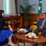 US ready to 'deepen partnership' with Maldives, seeks progress on democracy