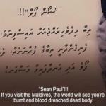 Online jihadists threaten Sean Paul with death ahead of New Year's concert