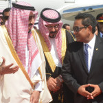 "King Abdullah ""a leader of exceptional quality and courage"", says President Yameen"