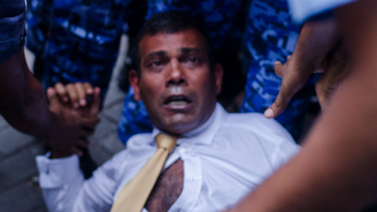 UK MP urges re-establishment of Maldives rule of law in early day motion