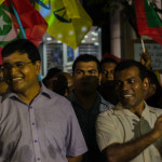 MDP, JP rally supporters ahead of mass February 27 march