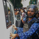 Police arrest former President Mohamed Nasheed ahead of terrorism trial