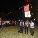 President Yameen launches independence golden jubilee celebrations with music show