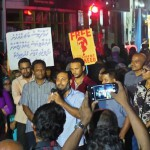 """""""We will secure our rights from the street,"""" says Sheikh Imran"""