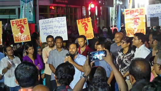 """We will secure our rights from the street,"" says Sheikh Imran"