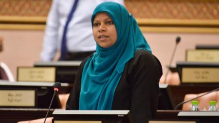Anara Naeem MP; Haa Dhaal Makunudhoo; Adhaalath1