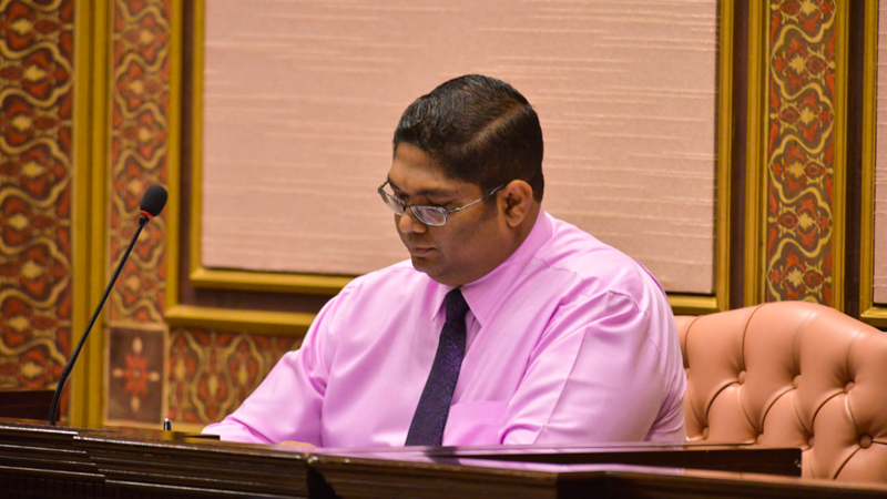 President seeks changes to law barring Nasheed from MDP