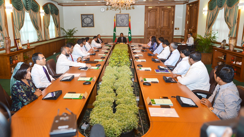 Cabinet reassesses Maldives' membership in Commonwealth as UK welcomes talks