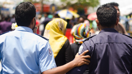MDP High Court Protest